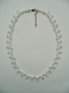 02237 ketting white tears preciosa lagoon en crystal bicones miyuki ceylon white pearl